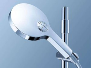 Grohe one click showering